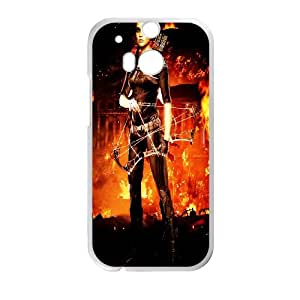Custom Case The Hunger Games for HTC One M8 L2O3247604