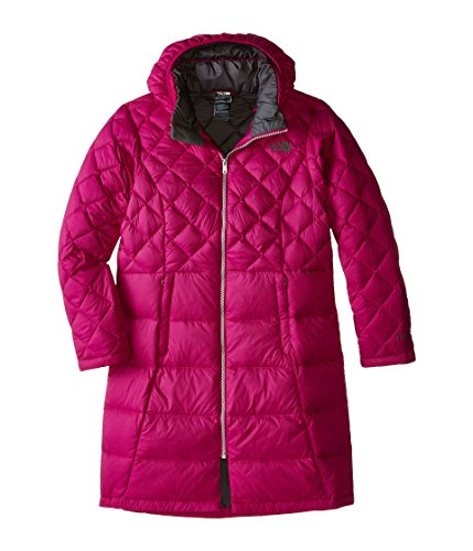 The North Face Kids Girl's Metropolis Down Jacket (Little Kids/Big Kids) Dramatic Plum XL (18 Big Kids) by The North Face