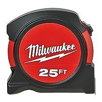 Cinta métrica del contactor general de Milwaukee 48-22-5525 25 '