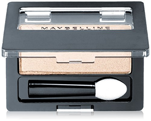 Maybelline New York Expert Wear Eyeshadow, Vanilla, Singles, 0.09 Ounce