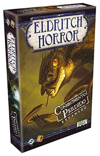 Conhecimento Perdido - Expansão, Eldritch Horror Galápagos Jogos