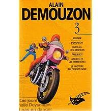 ALAIN DEMOUZON INTGRALES T03