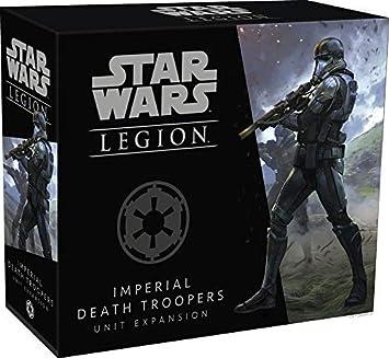 Fantasy Flight Games Star Wars Legion: Imperial Death Troopers Unit Expansion - English: Amazon.es: Juguetes y juegos