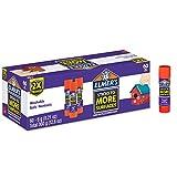 Elmer's Extra Strength School Glue Sticks, Washable, 6 Gram, 60 Count