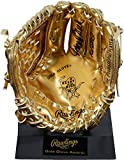 Johnny Bench Cincinnati Reds Autographed Minature Gold Glove with 10x GG Inscription - Fanatics Authentic Certified