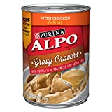 Purina ALPO Gravy Cravers Canned With Chicken in Gravy Adult Wet Dog Food – Twelve (12) 13.2 oz. Cans For Sale