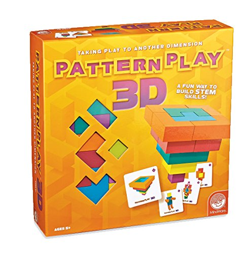 MindWare Pattern Play 3D Game