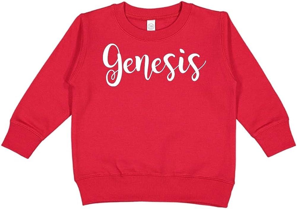 Personalized Name Toddler//Kids Sweatshirt Mashed Clothing Genesis