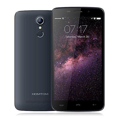 HOMTOM-HT17-Smartphone-4G-LTE-Android-60-OS-Quad-Core-MTK6737-55-Pantalla-1GB-8GB-5MP-13MP-Cmaras-FingerPrint-Carga-Rpida-Smart-Gestures-Wake-Gesture