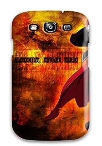 New Cute Funny Fullmetal Alchemist Case Cover/ Galaxy S3 Case Cover