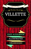 Image of Villette: By Charlotte Brontë  - Illustrated (An Audiobook Free!)