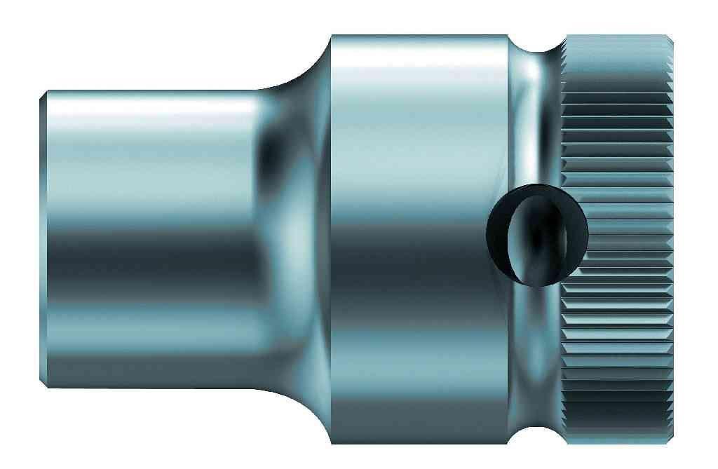 27 mm Wera 05003615001 Llave de Vaso con Arrastre 1//2
