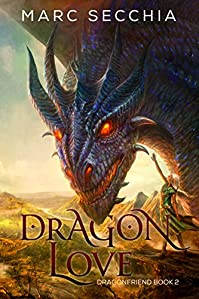 Dragonlove by Marc Secchia ebook deal
