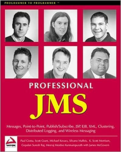 Book Professional JMS