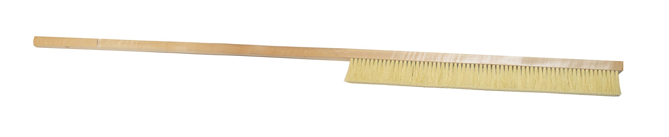 Chef Felton - CHEF805 - (Pack of 2) Pizza Oven Brush - 51'' Long Handled Tampico Fiber Brush - Made in Canada by Chef Felton