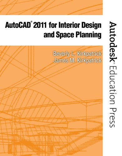 Download AutoCAD 2011 for Interior Design & Space Planning (Autodesk  Education Press) Read / PDF / Book / Audio id:s4grv0n - Inatel