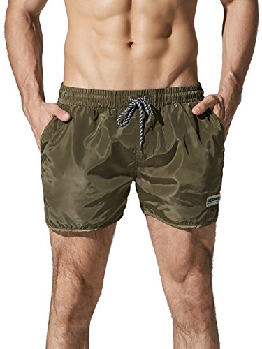 d5525b67a68c Neleus Men s Runner Athletic Shorts Swimming Trunks with Pockets