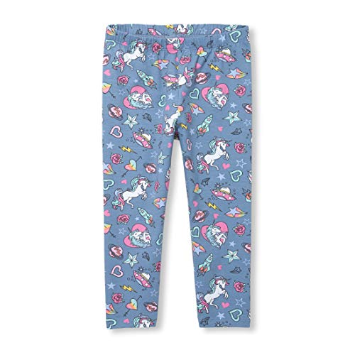 The Childrens Place Big Girls Printed Leggings