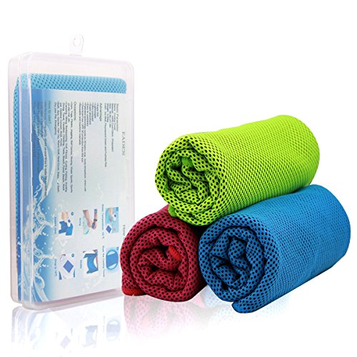 Soft Sports Cooling Towel Instant product image