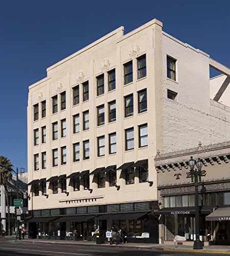 24 x 36 Giclee Print of A commercial building on Colorado Boulevard in Pasadena California r02 2013 by Highsmith, Carol - California Colorado Pasadena Boulevard