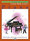 Alfred's Basic Piano Lesson Book 2 --- Piano - Palmer, Manus & Lethco --- Alfred Publishing