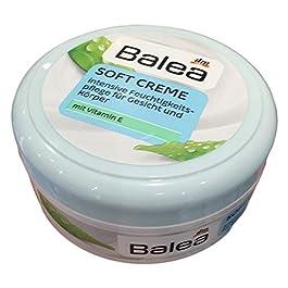 Balea Soft cream for face and body with vitamin E (250 ml)