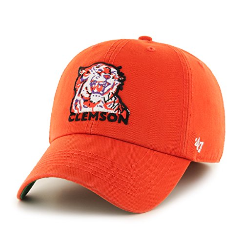 Clemson Fitted Hat: Clemson Tigers Fitted Hat, Clemson Fitted Cap