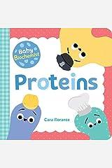 Baby Biochemist: Proteins (Baby University) Kindle Edition
