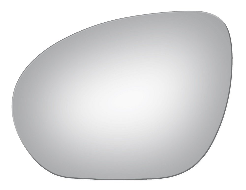 2009-2014 Nissan Cube Juke Driver//Left Side Replacement Mirror Glass W//O Backing Plate