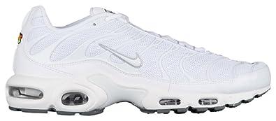 Nike AIR MAX Plus TN Größe: 7 Farbe: White: