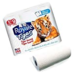 Royale Tiger Paper Towe Large Rolls
