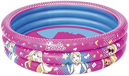 Bestway Barbie Children's 3-Ring Paddling Pool