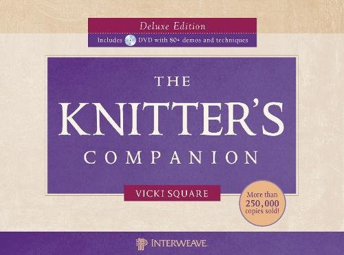 The Knitter's Companion Deluxe Edition w/DVD by Interweave Press (Image #2)