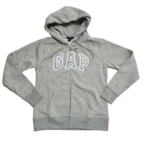 ch Logo Full Zip Hoodie (Light Grey, Small) ()