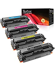Valuetoner Compatible Toner Cartridge Replacement for Canon 046 046H CRG-046 for Color ImageCLASS MF733Cdw MF731Cdw MF735Cdw LBP654Cdw MF733 MF731 Printer (Black, Cyan, Magenta, Yellow, 4-Pack)