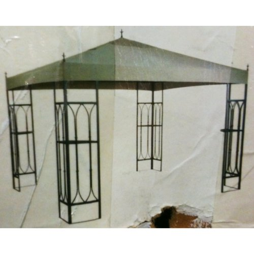 Replacement Canopy For Lowes Garden Treasures Finial