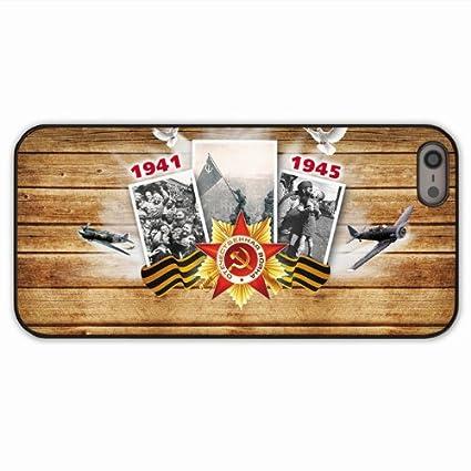 Amazon.com: Custom-Make Iphone Case 5 5S Case Holidays May 9 ...