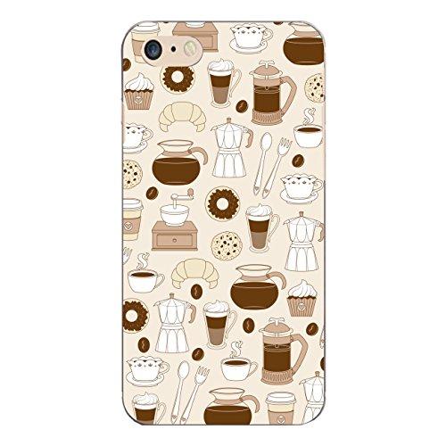 "Disagu SF-sdi-5312_1148#zub_cc7035 Design Schutzhülle für Apple iPhone 7 - Motiv ""Kaffee 01"""