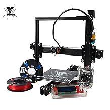 TEVO Aibecy Tarantula I3 Aluminium Extrusion 3D Printer Kit Auto and Large Bed 3D Printing 2 Rolls Filament 8GB Memory Card As Gift