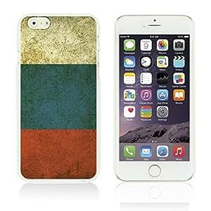 OnlineBestDigitalTM - Flag Pattern Hard Back Case for Apple iPhone 6 Plus (5.5 inch) Smartphone - Russia