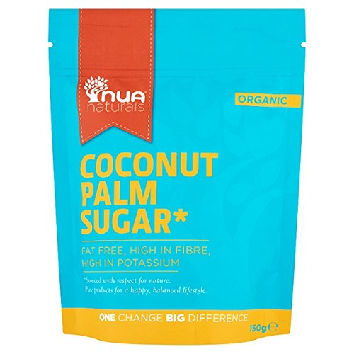 Nua Naturals Coconut Palm Sugar (150 Grams) (PACK OF 4) by Nua Naturals