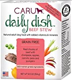 Caru Daily Dish Beef Stew Case (12 Pack – 12.5 Ounce ea) Review