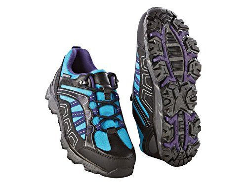 Turquoise Hiking Women's Boots Crivit black qw18ZU