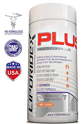 Liporidex-PLUS-Weight-Loss-Supplements-w-Green-Coffee-All-Natural-Doctor-Formulated-Appetite-Suppressant-Thermogenic-Fat-Burner-Metabolism-Booster-Reduced-Caffeine-Weight-Loss-Supplement-The-easy-way-