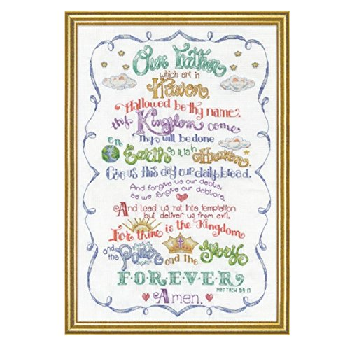 Design Works - Lord's Prayer - Counted Cross Stitch Kit 29