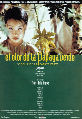 Amazon com: The Scent of Green Papaya Poster Movie Spanish