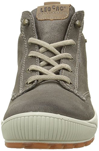 Legero Damen Taro 700601 High-Top Grau (VIGOGNA 30)
