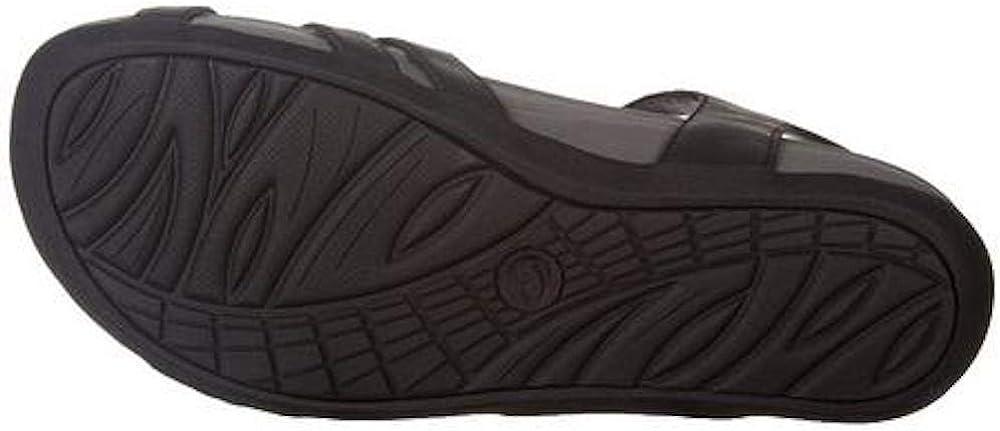 Size 10.0 BareTraps Womens Delona Open Toe Casual Platform Sandals Black