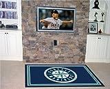 MLB - Seattle Mariners 5 x 8 Rug