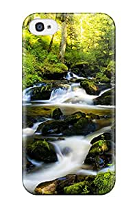 Quality Case Cover With Black Forest In Germany Nice Appearance Compatible With Iphone 4/4s